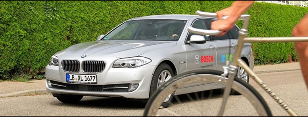 Systemy Bosch pomagają chronić pieszych